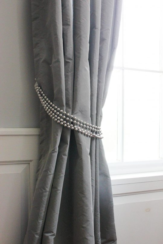 Permalink to Decorative Shower Curtains With Tiebacks