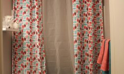 Funny Fabric Shower Curtains