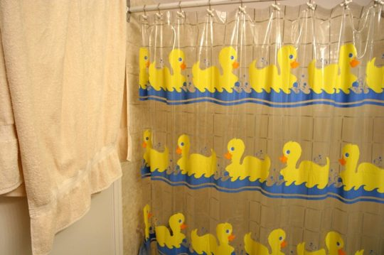 Permalink to Rubber Ducky Shower Curtains