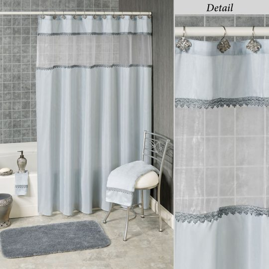Permalink to Silk Shower Curtains